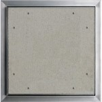 Inspection Door Magnetic Push Under Ceramic Tiles Aluminium Access Panel ATP (40x100)