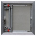 Inspection Door Magnetic Push Under Ceramic Tiles Aluminium Access Panel ATP (40x60)