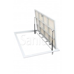 Floor hatch under the tile Sanluk NewHatch 80x80