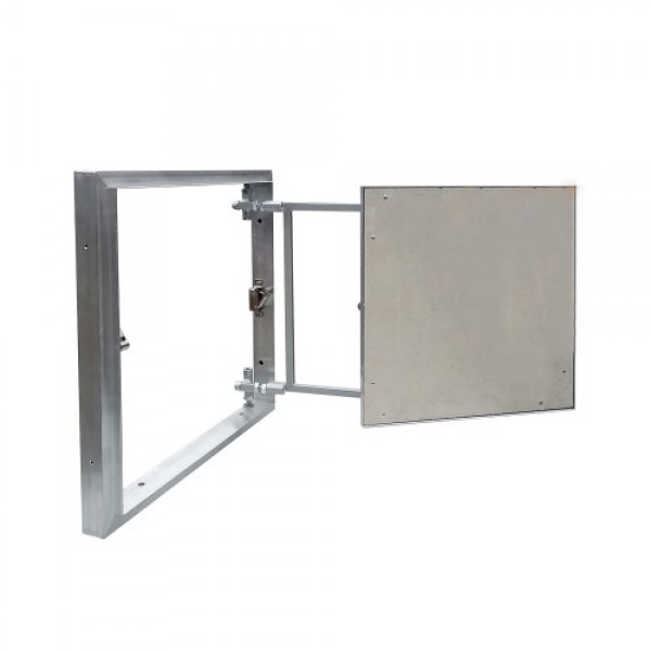 Inspection Door Magnetic Push Under Ceramic Tiles Aluminium Access Panel ETP (50x80)