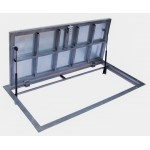 Floor Access Hatch - NewHatch 70x120 P