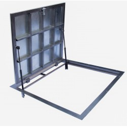 Floor hatch - NewHatch 100x100
